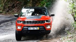 jeep compass 2017 jeep compass trailhawk 2017 review by car magazine