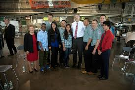 senior trips for high school graduates students fly high at aviation high school ed gov