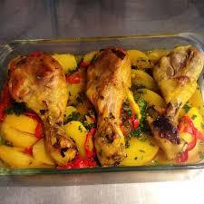 cuisine poulet au four recette pilon de poulet au four cuisine foods