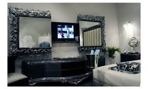 chambre avec miroir décoration armoire chambre avec tv 23 toulon armoire de chambre