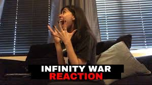 avengers infinity war new trailer reaction youtube