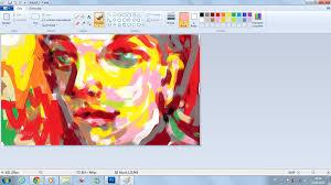 paint software portrait windows 7 paint software by ahmetbroge on deviantart