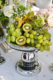 fruit centerpieces 25 wedding centerpieces with fruit and other fresh ingredients