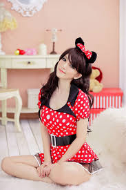 minnie and mickey mouse halloween costumes for adults women minnie mouse costume halloween headband fashion