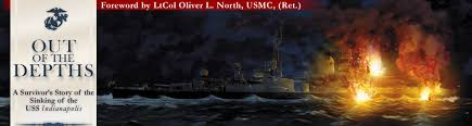 List Of Ship Sinkings by List Of The Crew Of The Uss Uss Indianapolis Including The