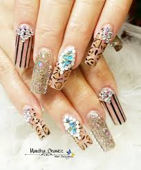 animal print nail design u2022 u2022 youtube