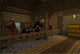 How To Build A Horse Barn In Minecraft Horse Stable Grabcraft Your Number One Source For Minecraft