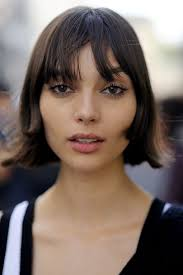 tucked behind the ear haircuts bob hairstyles hair trends ideas from celebrities glamour uk