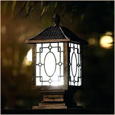 Outdoor Solar Post Light Fixtures Outdoor Post Lighting Fixtures Outdoor Solar Post Lighting