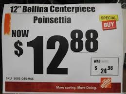 home depot spring black friday in store savings april 1 the home depot black friday u0027s poinsettia prices ship saves