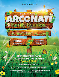 arconati family reunion 2014 u2013 your invitation arconati news