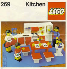 lego kitchen building set with people lego kitchen instructions 269 building