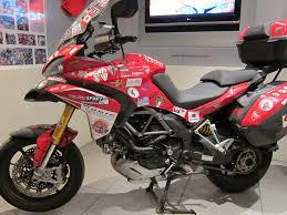 adventure motorcycle u0027d riding u2026