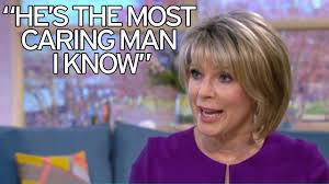 Holmes On Homes Cancelled by Ruth Langsford Forced To Defend Husband Eamonn Holmes As This