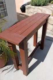 Diy Outdoor Bar Table An Outdoor Pub Table Can Be A Great Start In Arranging A Patio Bar