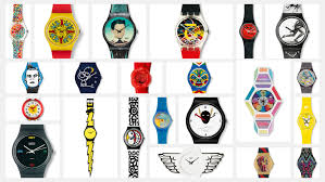 history swatch united states