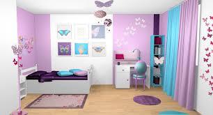 chambre violet et chambre fille violet et avec couleur chambre fille 8 ans avec