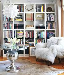 Styling Bookcases How To Style A Bookcase Stacked Books Ikea Billy And Book Shelves