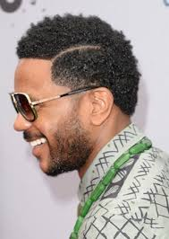 hair cut with a defined point in the back best hairstyles for black men askmen