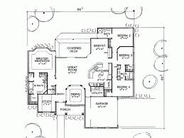 Design Basics Small Home Plans 100 Awesome One Story House Plans Best 20 U Shaped House