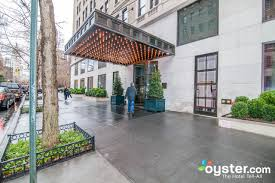 entrance at the gramercy park hotel oyster com