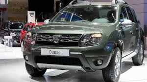 renault duster 2014 2014 dacia duster facelift presented at frankfurt motor show