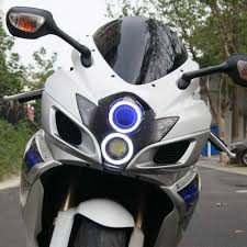 kt headlight for suzuki gsxr600 gsx r600 2006 2007 led angel eye