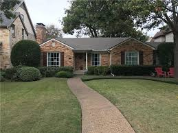 dallas craftsman style homes for sale