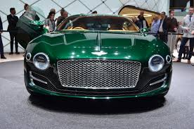 bentley price 2018 production bentley exp 10 speed6 due in 2018 autoguide com news