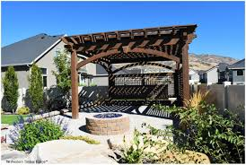 pergola plans you can diy today photo on outstanding backyard