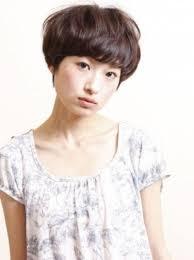 Mushroom Hairstyle The Stylish Along With Liked Mushroom Haircut Women Pertaining To