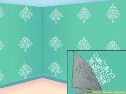 How To Dress A Bedroom Window How To Decorate A Bedroom With Pictures Wikihow