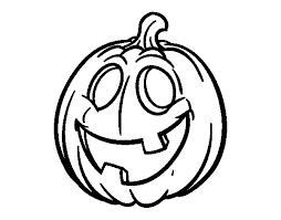 halloween pumpkin coloring coloringcrew