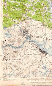 Maps Of New England by Newburyport Exeter Nh Ma Quadrangle