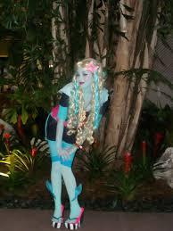 Robecca Steam Halloween Costume Awesome Homemade Lagoona Blue Costume Halloween