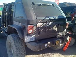 japanese jeep new product request smooth tail gate skin jkowners com jeep
