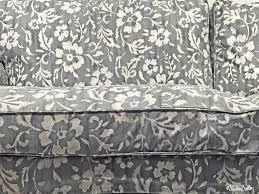 Floral Print Sofas White And Grey Floral Print Sofa At Ikea Birmingham Eliston Button