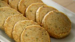 parmesan and thyme crackers recipe ina garten food network