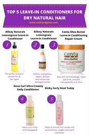 best leave in conditioner for dry frizzy hair top 5 leave in conditioners for dry natural hair hair and beauty