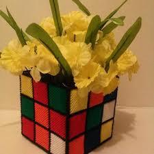 Cube Vase Centerpieces by Shop Cube Vase On Wanelo