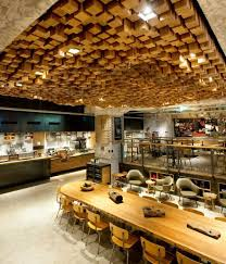 coffee shops around the world and their eye catching interior