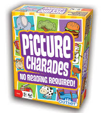 picture charades creative learning