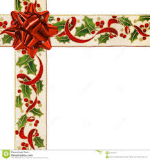 christmas ribbon christmas ribbon crossed royalty free stock images image 21917919