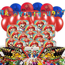mario party supplies nintendo mario party supplies partyrama co uk