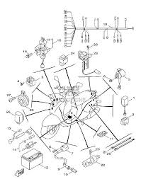 28 wiring diagram yamaha 125zr yz125 part 31 2 cdi coil and