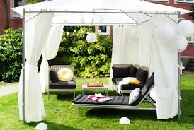 Outdoor Gazebo With Curtains by Pergola Clearance Gazebo Intriguing Gothic Gazebo U201a Uncommon