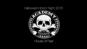 Halloween Horror Nights Shirts by 4k Full Show Academy Of Villains House Of Fear At Halloween