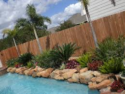 Backyard With Pool Landscaping Ideas Landscaping Ideas Around A Pool Surprising Design Furniture Of