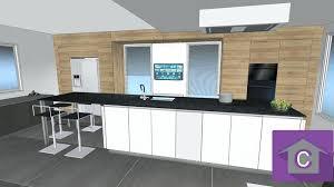 modele cuisine avec ilot central table modale cuisine avec ilot central finest modele cuisine avec ilot