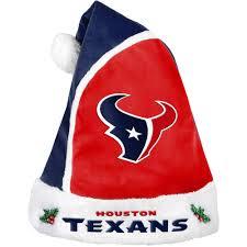 Houston Texans Flags Forever Collectibles Nfl 2015 Santa Hat Houston Texans Walmart Com